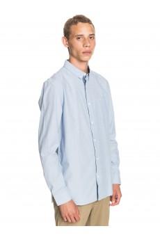 Рубашка QUIKSILVER Wilsden Ls Blue Yonder