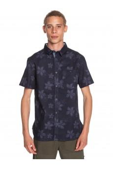 Рубашка QUIKSILVER Legrandlargess Navy Blazer Sport