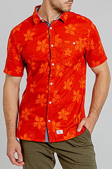 Рубашка QUIKSILVER Legrandlargess Chilli Sport Flower