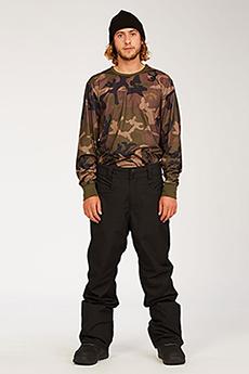 Штаны сноубордические мужские Billabong Outsider Black
