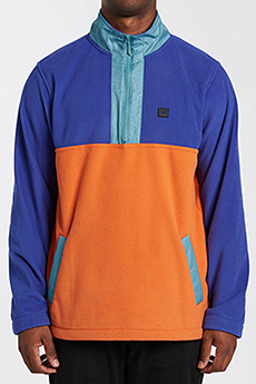 Джемпер Billabong Boundary Mock Lite Malibu