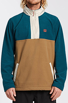 Джемпер Billabong Boundary Mock Lite Deep Teal