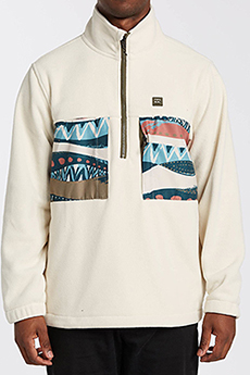 Джемпер Billabong Canyon Half Zip Stone