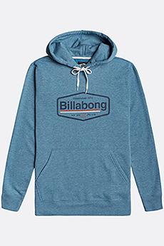Толстовка Billabong Montana Po Bay Blue