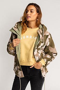 Куртка женская Billabong Hiking Lover Army Camo
