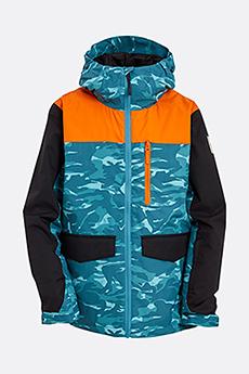 Куртка сноубордическая детский Billabong All Day Boys Bright Orange