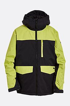 Куртка сноубордическая детский Billabong All Day Boys Lime
