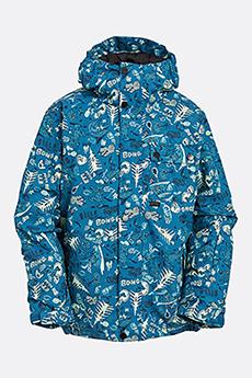 Куртка сноубордическая детский Billabong Arcade Boys Forest Gum
