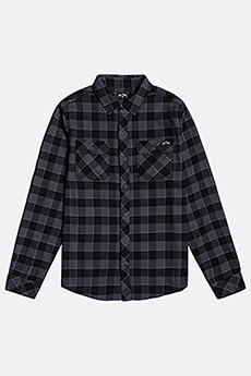Рубашка Billabong All Day Flannel Black
