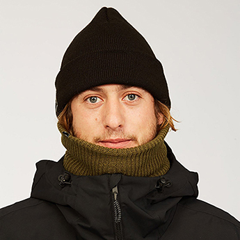 Шарф-труба Billabong All Day Neckwarmer Olive