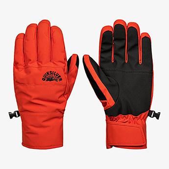 Перчатки сноубордические QUIKSILVER Cross Glove Pureed Pumpkin