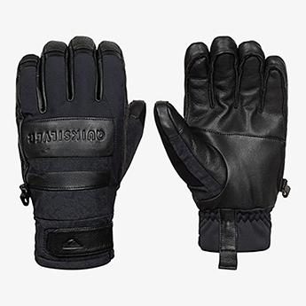Перчатки сноубордические QUIKSILVER Squad Glove True Black