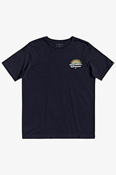 Футболка детская QUIKSILVER Koolenoughssyth Tees Parisian Night