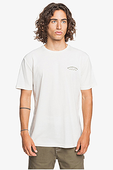 Футболка QUIKSILVER Pictureperfects Tees Snow White