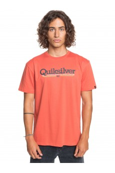 Футболка QUIKSILVER Tropicalliness Tees Chili