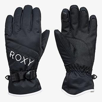 Перчатки сноубордические женские Roxy Jetty Solgloves True Black