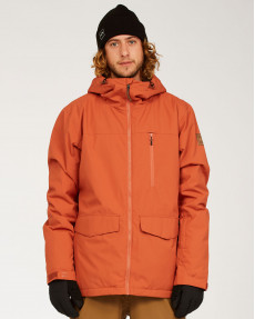 Куртка сноубордическая Billabong All Day Auburn