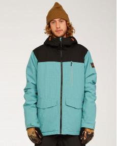 Куртка сноубордическая Billabong All Day Spray Blue