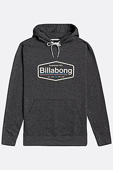 Толстовка Billabong Montana Po Black