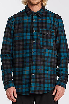 Рубашка Billabong Furnace Flannel Pacific