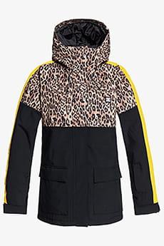 Куртка сноубордическая женский DC Shoes Cruiser Jacket Leopard Fade