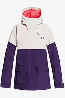 Куртка сноубордическая женский DC Shoes Cruiser Jacket Gray Morn