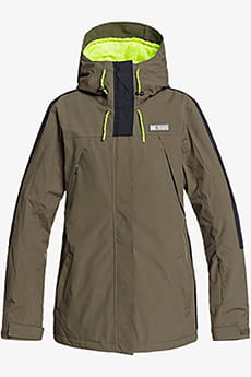 Куртка сноубордическая женский DC Shoes Gemini Jacket Tarmac