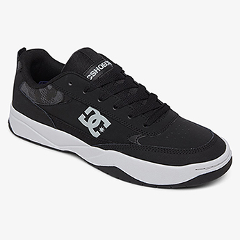 Кроссовки DC Shoes Penza Black/Black/Grey
