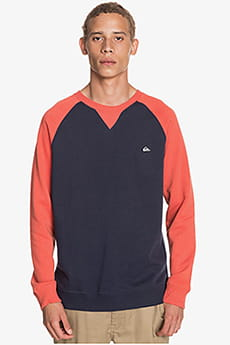 Джемпер QUIKSILVER Everydaycrew Navy Blazer
