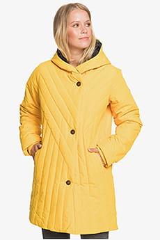 Куртка женская Roxy Madden Jk Golden Rod