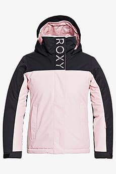 Куртка сноубордическая детский Roxy Galaxy Girl Powder Pink