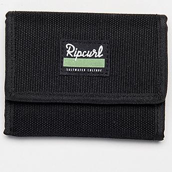 Кошелек Rip Curl Rfid Surf Wallet Washed Black