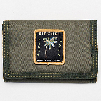 Кошелек Rip Curl Badge Surf Wallet Dark Olive