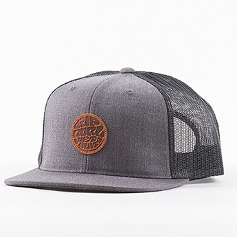 Бейсболка с сеткой Rip Curl Premium Wetty Trucker Black