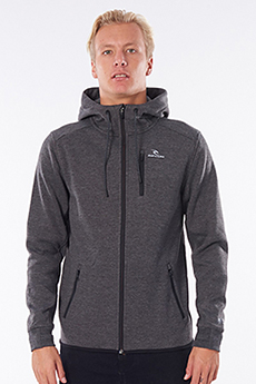Толстовка Rip Curl Departed Anti Series Charcoal Grey-18