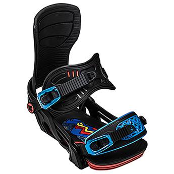 Крепления для сноуборда WSD Axtion Blue