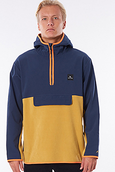Толстовка Rip Curl Hike Anti Series Hood Navy