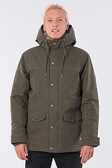 Куртка Rip Curl М Exit Anti Series Jacket Dark Olive