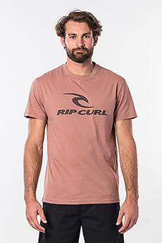 Футболка Rip Curl The Surfing Company Tee Mushroom
