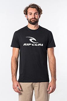 Футболка Rip Curl The Surfing Company Tee Black