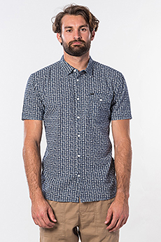 Рубашка RIPCURL Stamp Shirt Navy