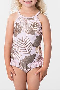 Купальник детский RIPCURL Mini Paradise Cove Lilac