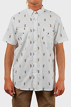 Рубашка RIPCURL Breach Shirt White
