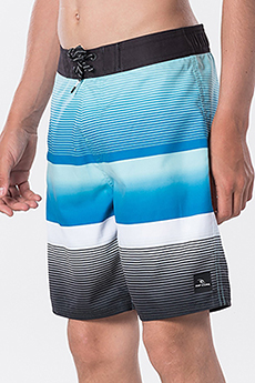 Бордшорты детский RIPCURL Sunset Eclipse Boardshort Bright Blue