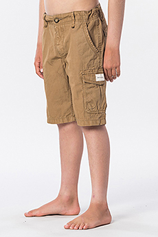Шорты детские RIPCURL Trail Walk Boy Dark Khaki