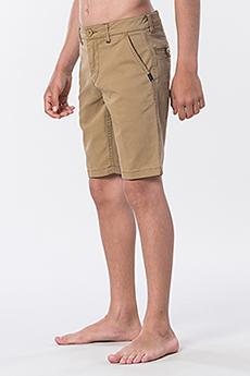 Шорты детские RIPCURL Travellers Boy Dark Khaki