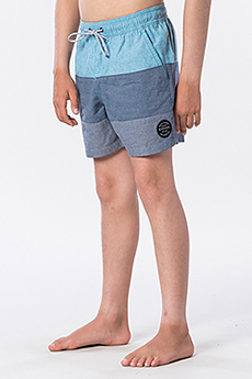 Бордшорты детский RIPCURL Triple Out Elastic Teal