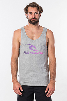 Майка RIPCURL The Surfing Company Tank Cement Marle