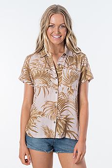 Рубашка женская RIPCURL Paradise Cove Shirt Lilac
