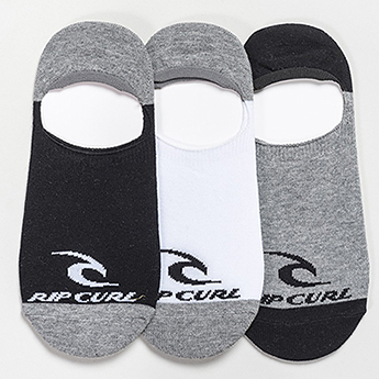 Носки RIPCURL (комплект 3 Пары) Icon Invisible Socks